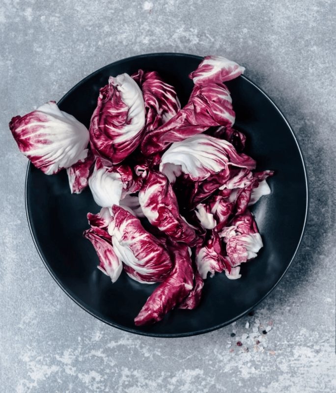 Easy salad greens to grow: Radicchio